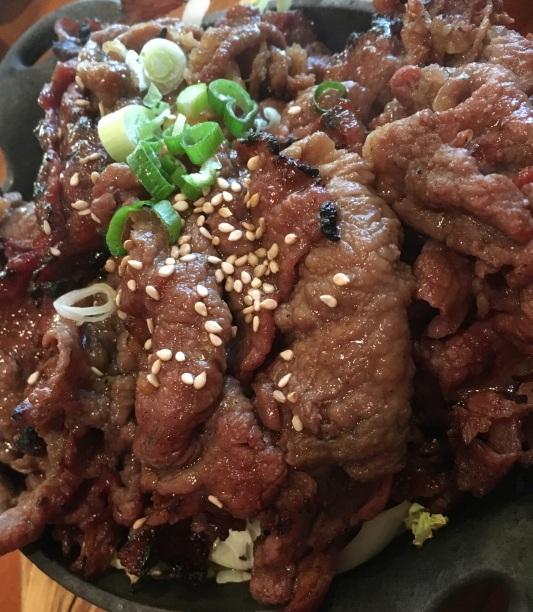 bowl'd: beef (bulgogi)